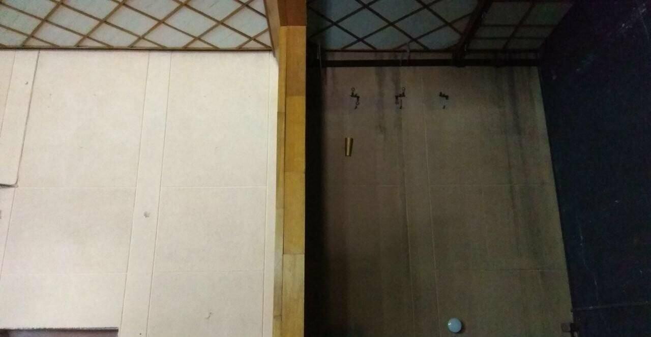 Масштабные ремонтные работы в малом зале бердянского ГДК, фото-7