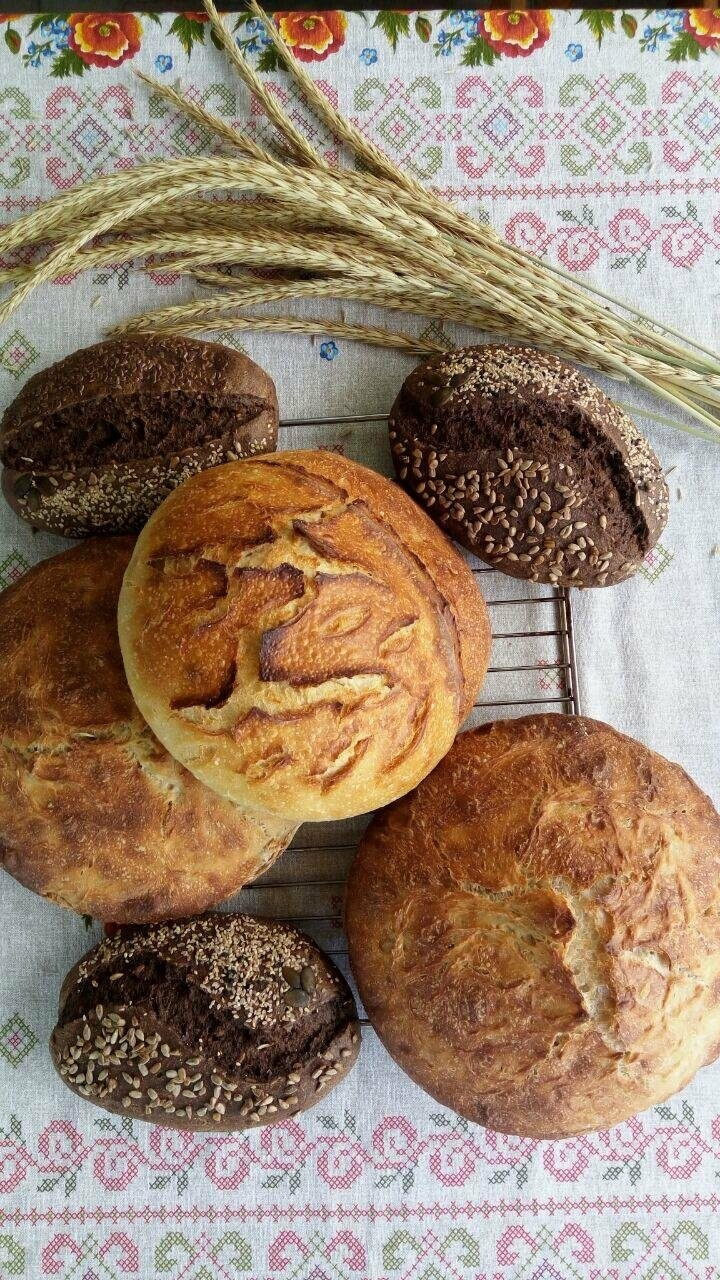 """Вы уже пробовали невероятный хлеб на закваске от бердянской пекарни """"Хлібне місто""""?, фото-3"""