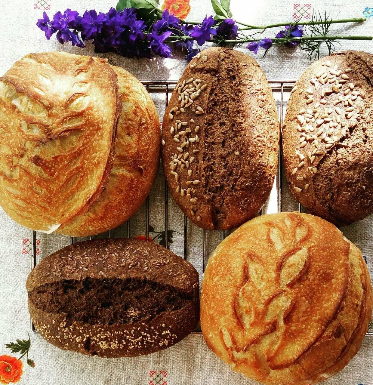 """Вы уже пробовали невероятный хлеб на закваске от бердянской пекарни """"Хлібне місто""""?, фото-6"""