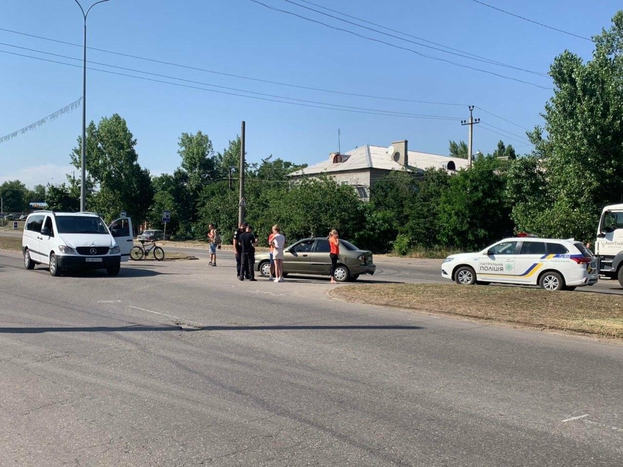 В Бердянске произошло ДТП, фото-3