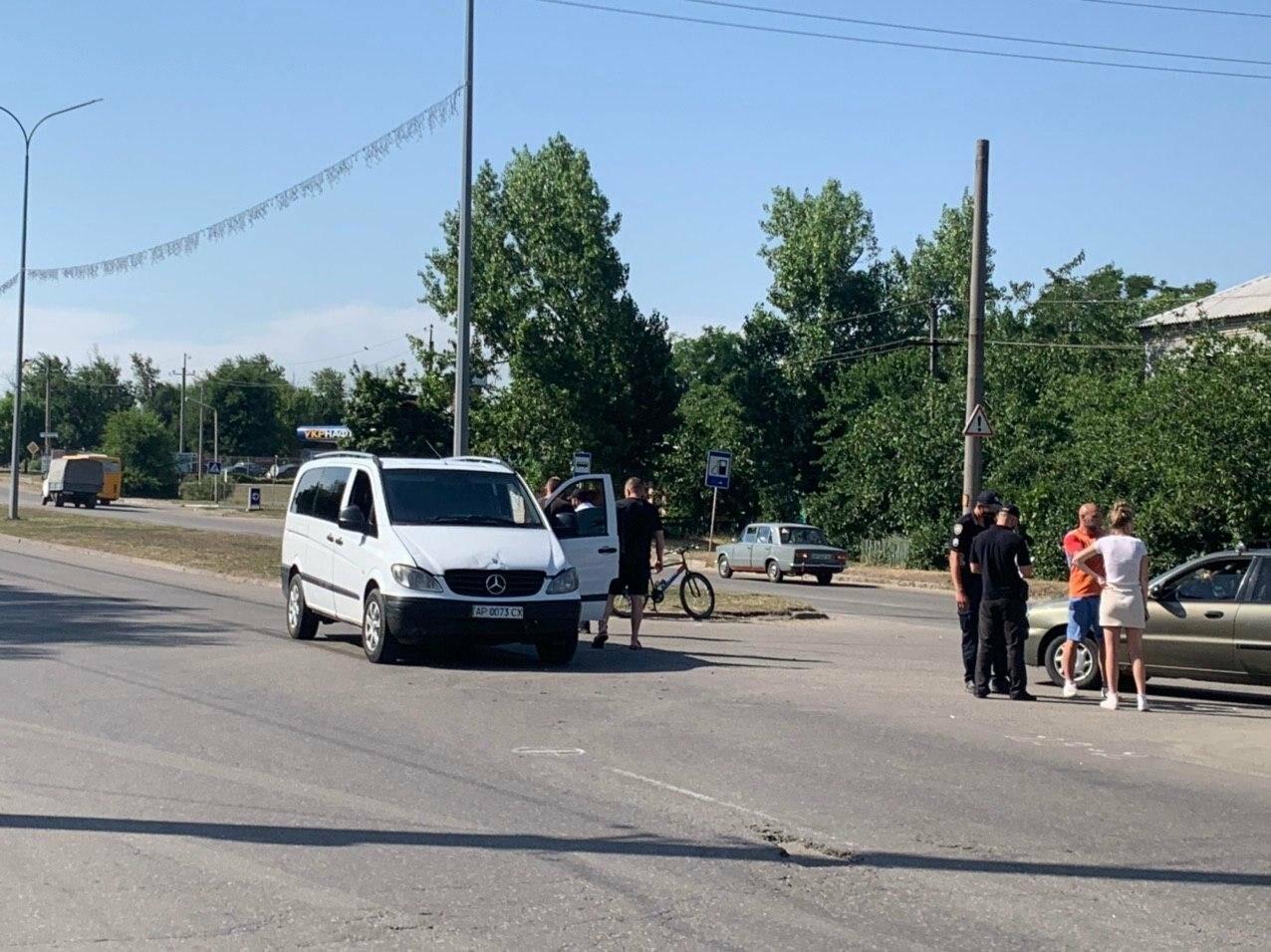 В Бердянске произошло ДТП, фото-1