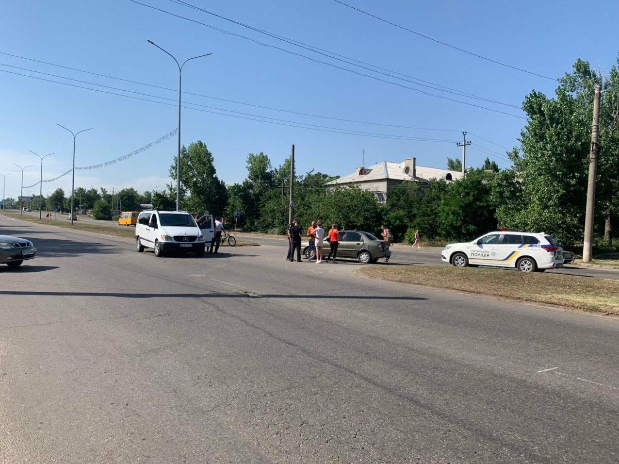 В Бердянске произошло ДТП, фото-2