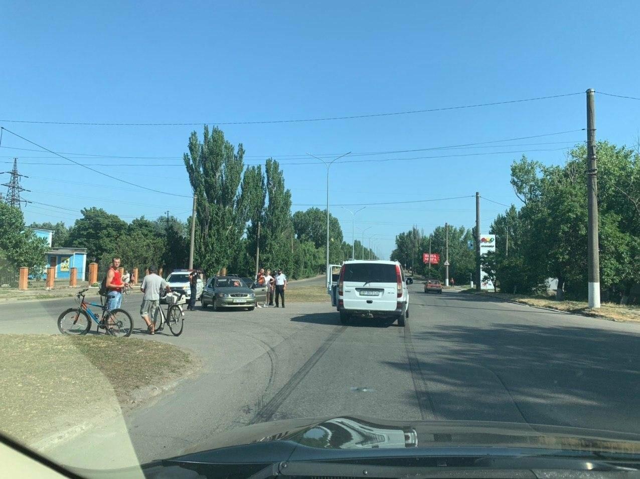 В Бердянске произошло ДТП, фото-6