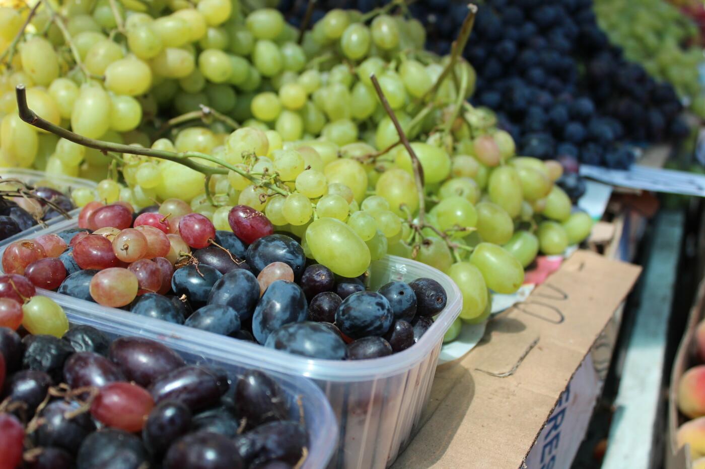 Сколько стоят сезонные витамины на рынке в Бердянске, фото-28