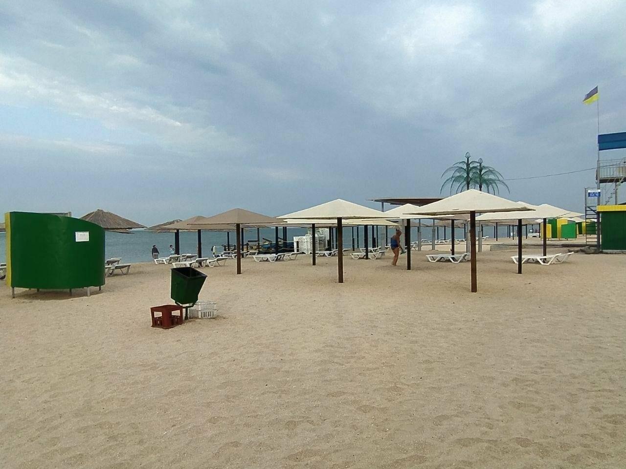 """Утро на """"третьем пляже"""" начинается продуктивно, фото-1"""