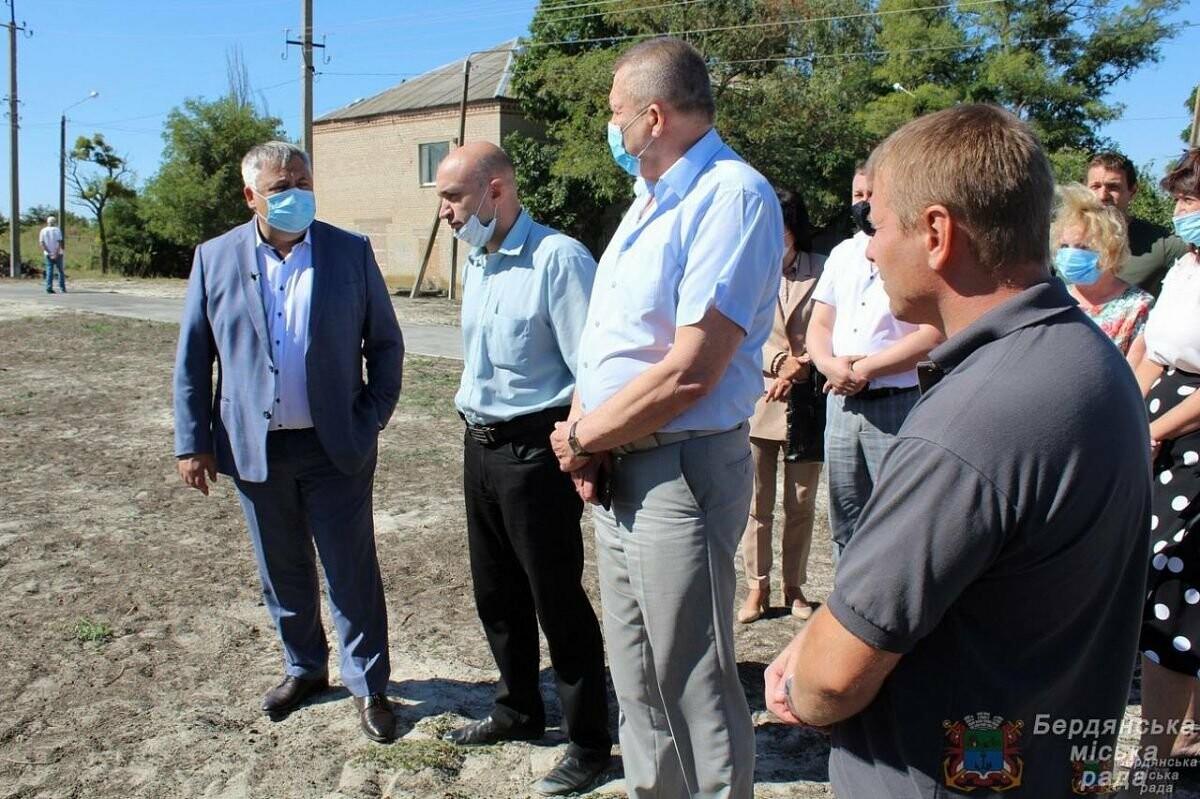 С рабочим визитом Бердянск посетил глава ОГА Виталий Боговин, фото-5