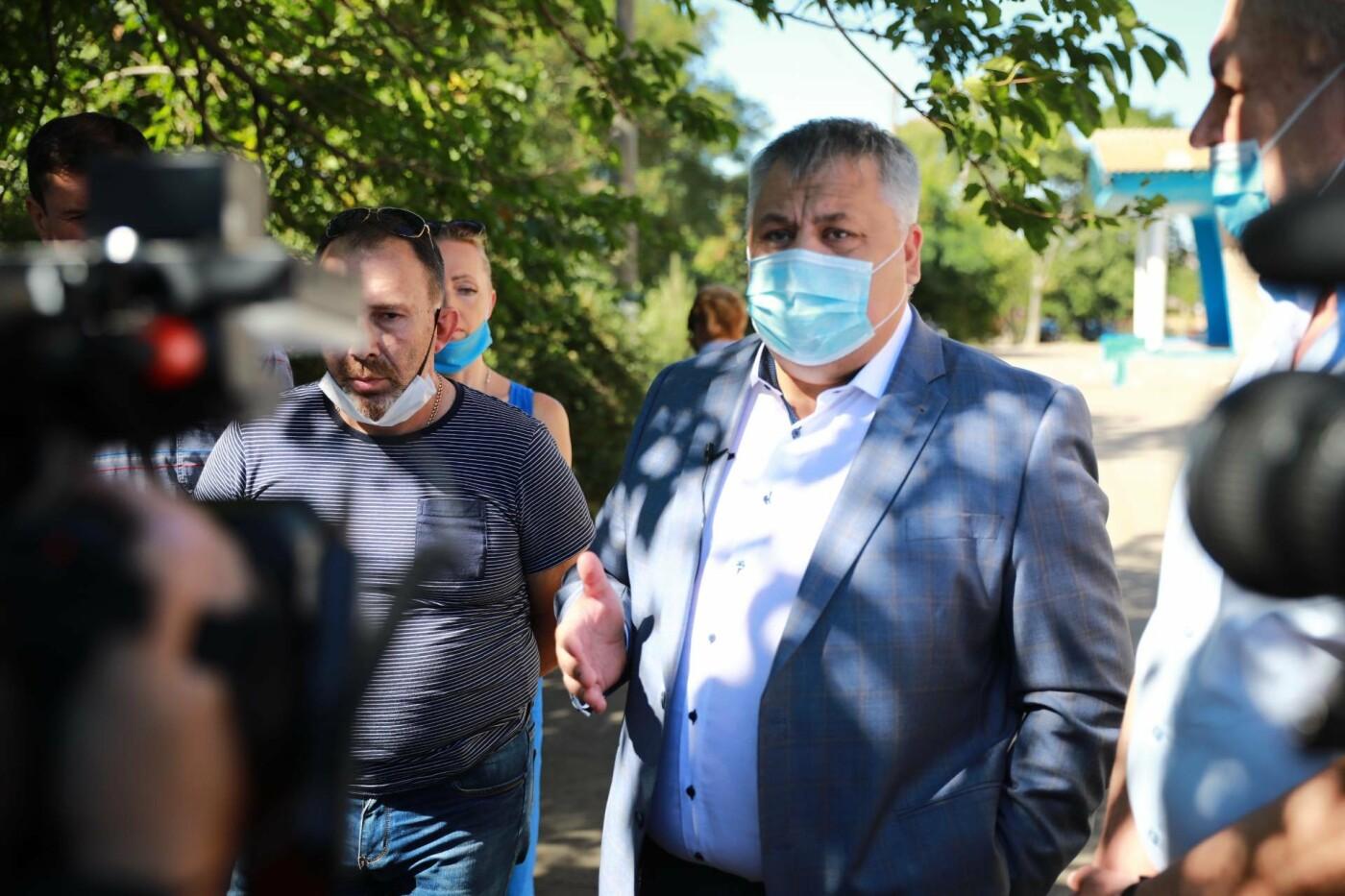 """Виталий Боговин в Бердянске: """"Отключения газа не будет!"""", фото-5"""