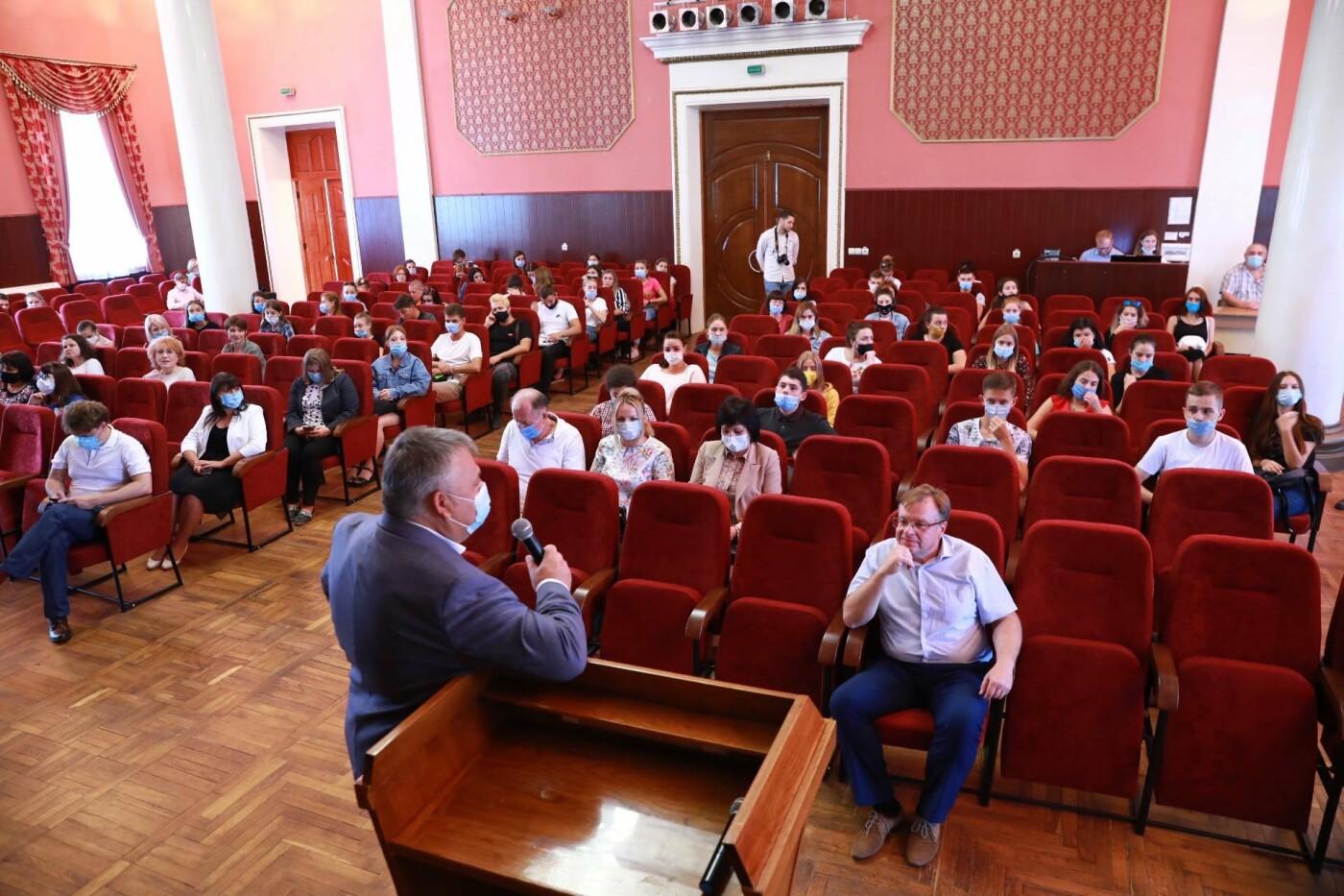 """Виталий Боговин в Бердянске: """"Отключения газа не будет!"""", фото-7"""