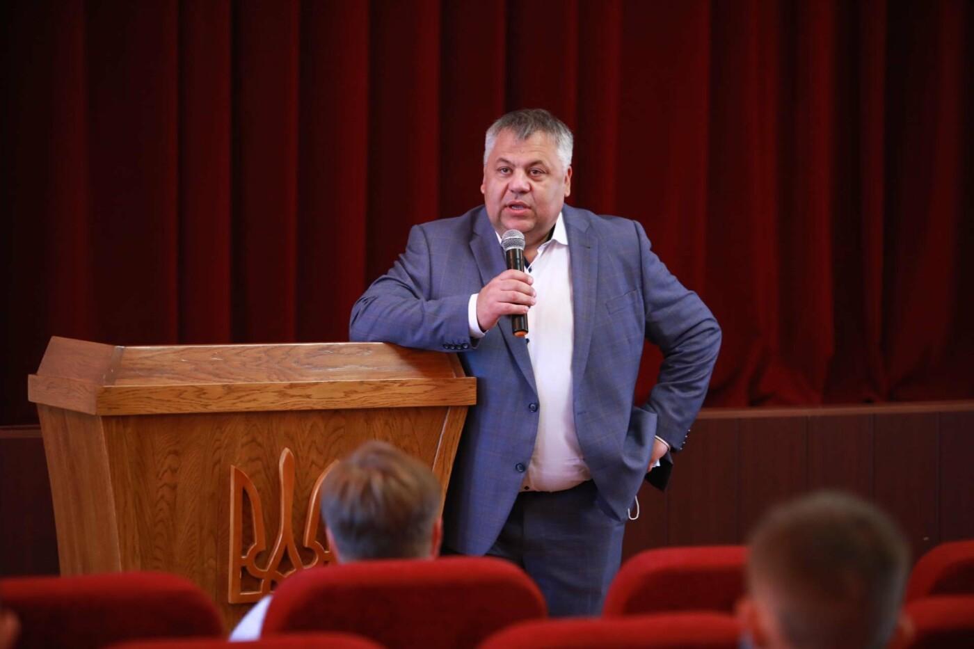 """Виталий Боговин в Бердянске: """"Отключения газа не будет!"""", фото-8"""