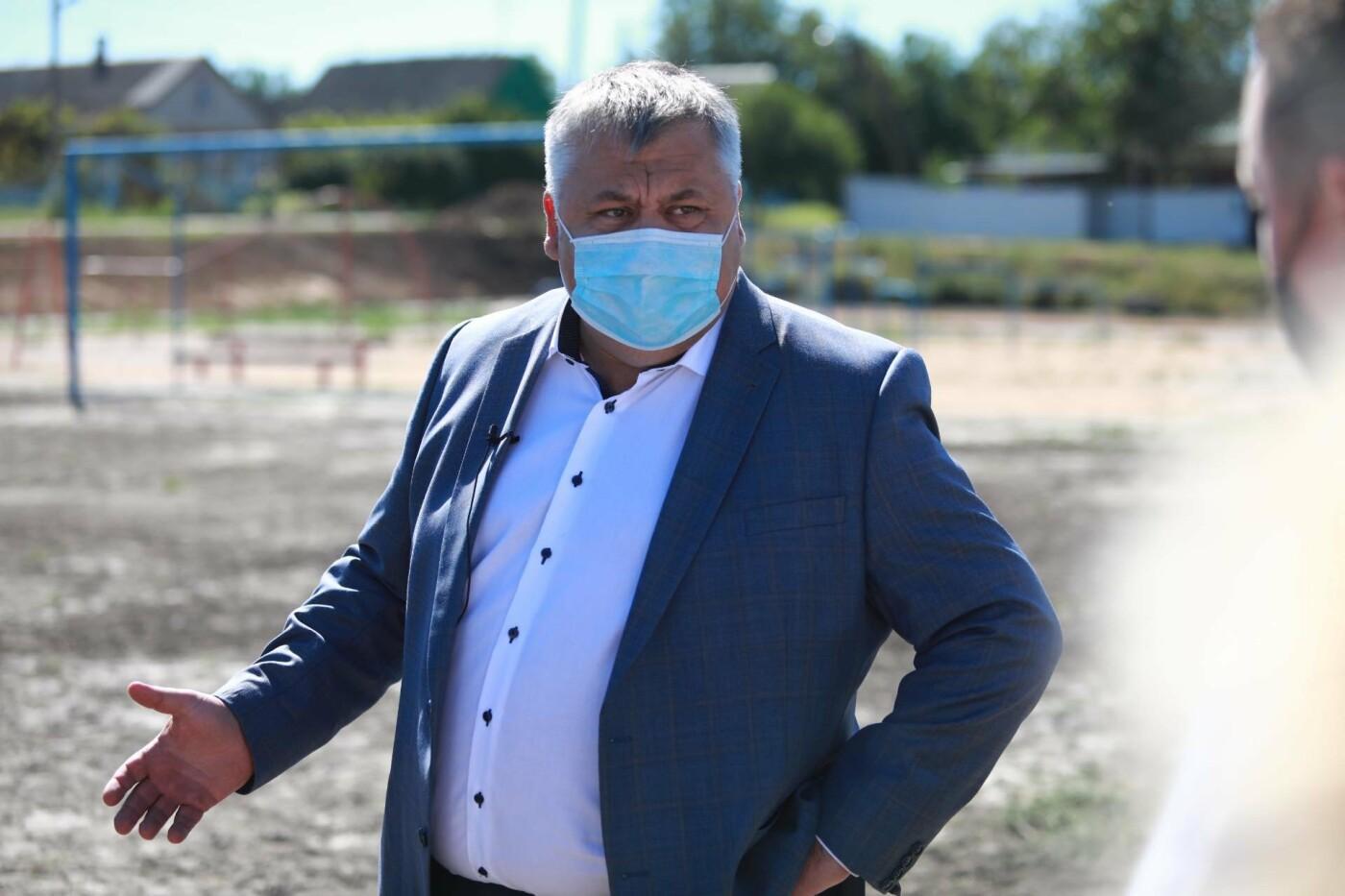 """Виталий Боговин в Бердянске: """"Отключения газа не будет!"""", фото-2"""