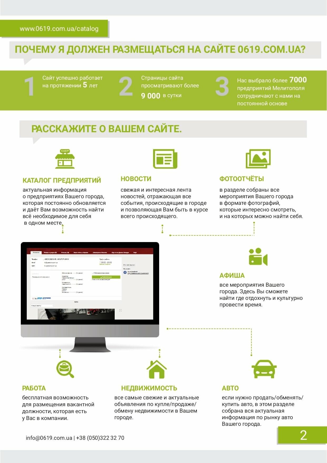 Выгодно и результативно: преимущества размещения товаров и услуг на сайте сети Сity Sites, фото-2