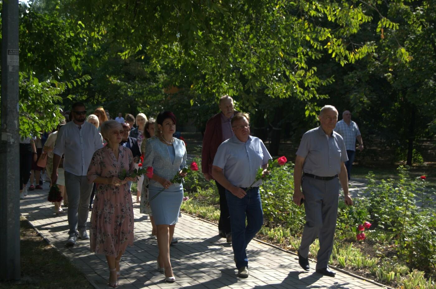 БДПУ вшанував пам'ять бердянців, фото-2