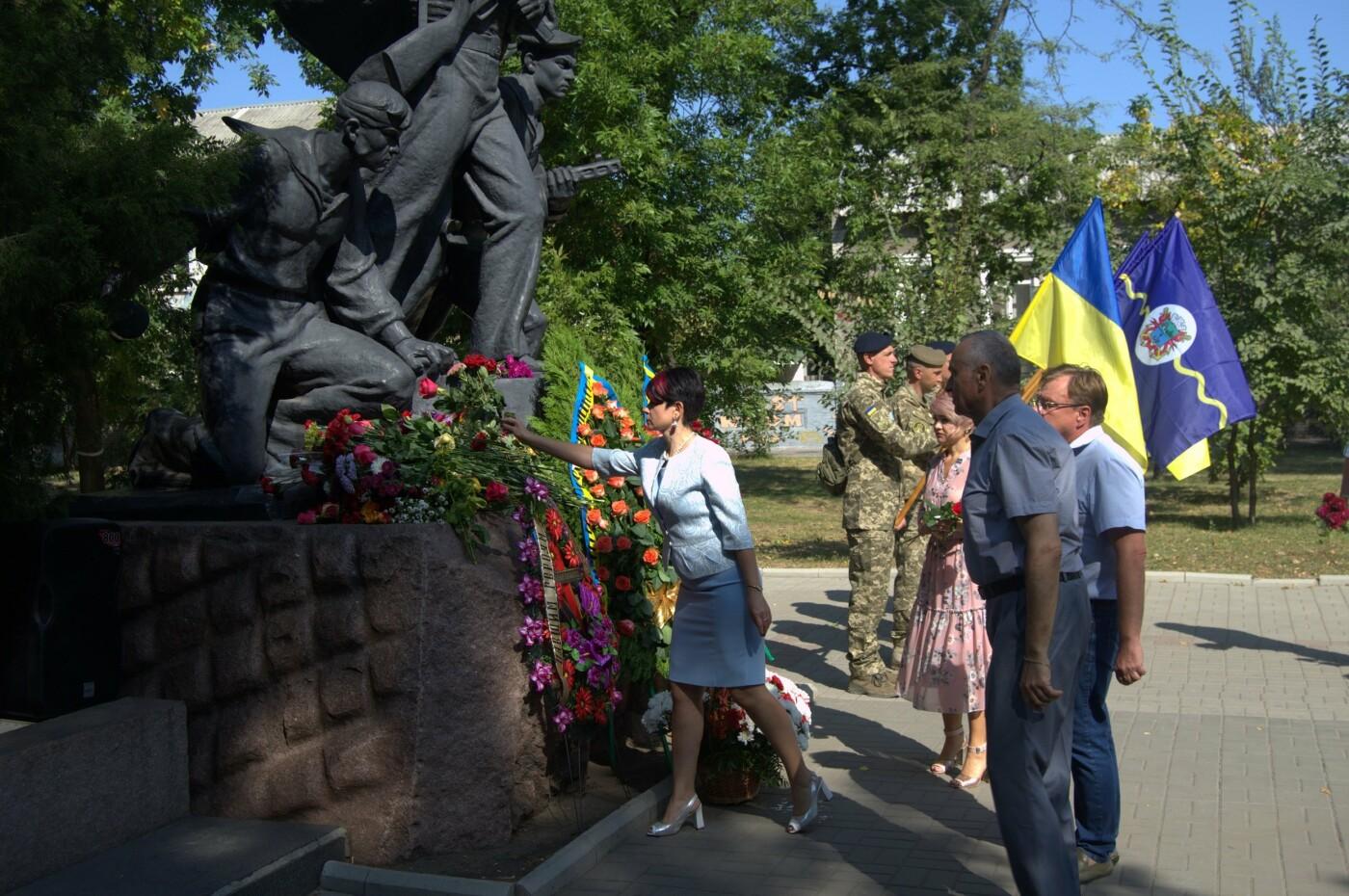 БДПУ вшанував пам'ять бердянців, фото-3