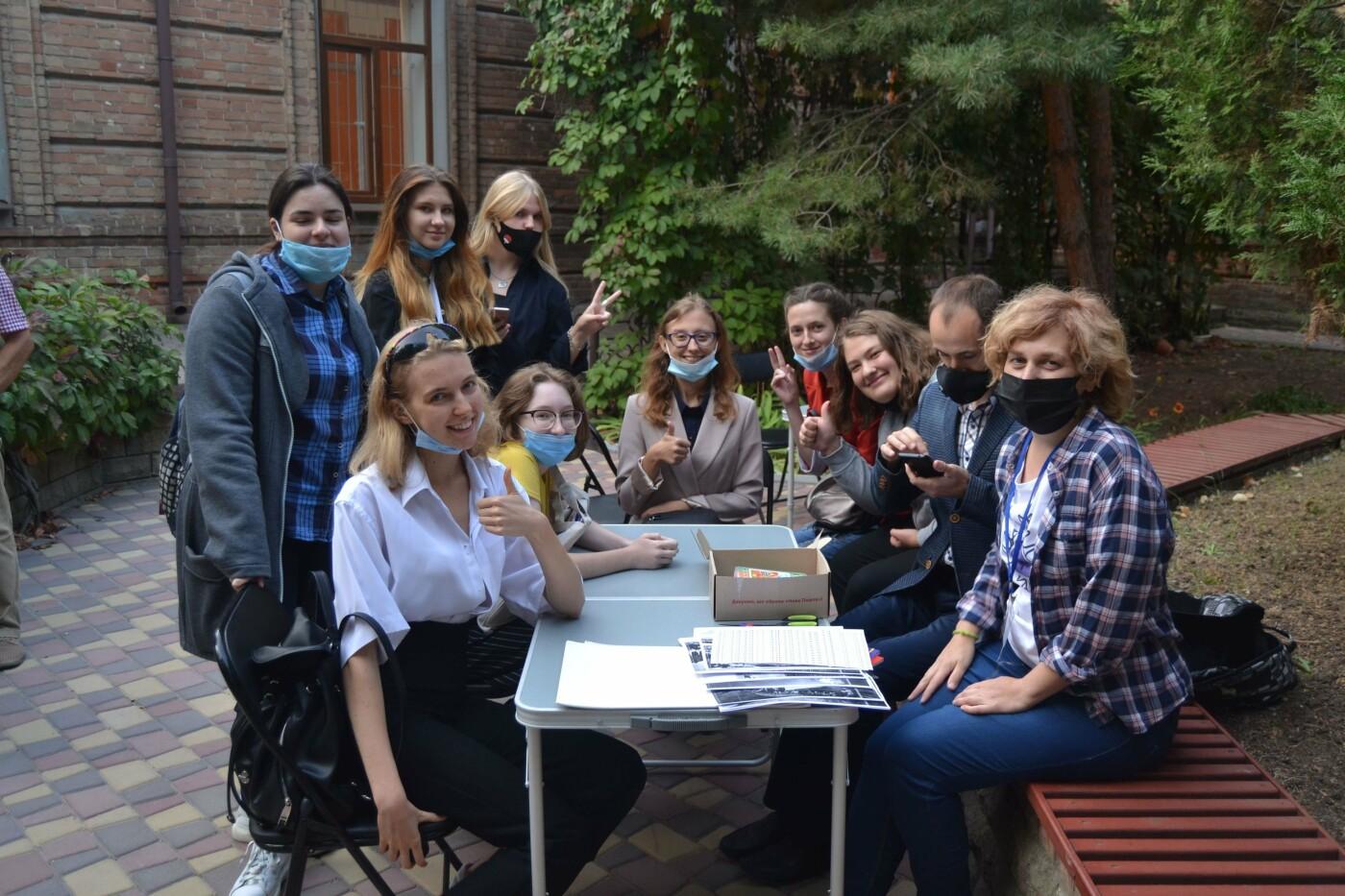 Історичний фестиваль проєкту «Яка твоя історія?» у Бердянську, фото-6