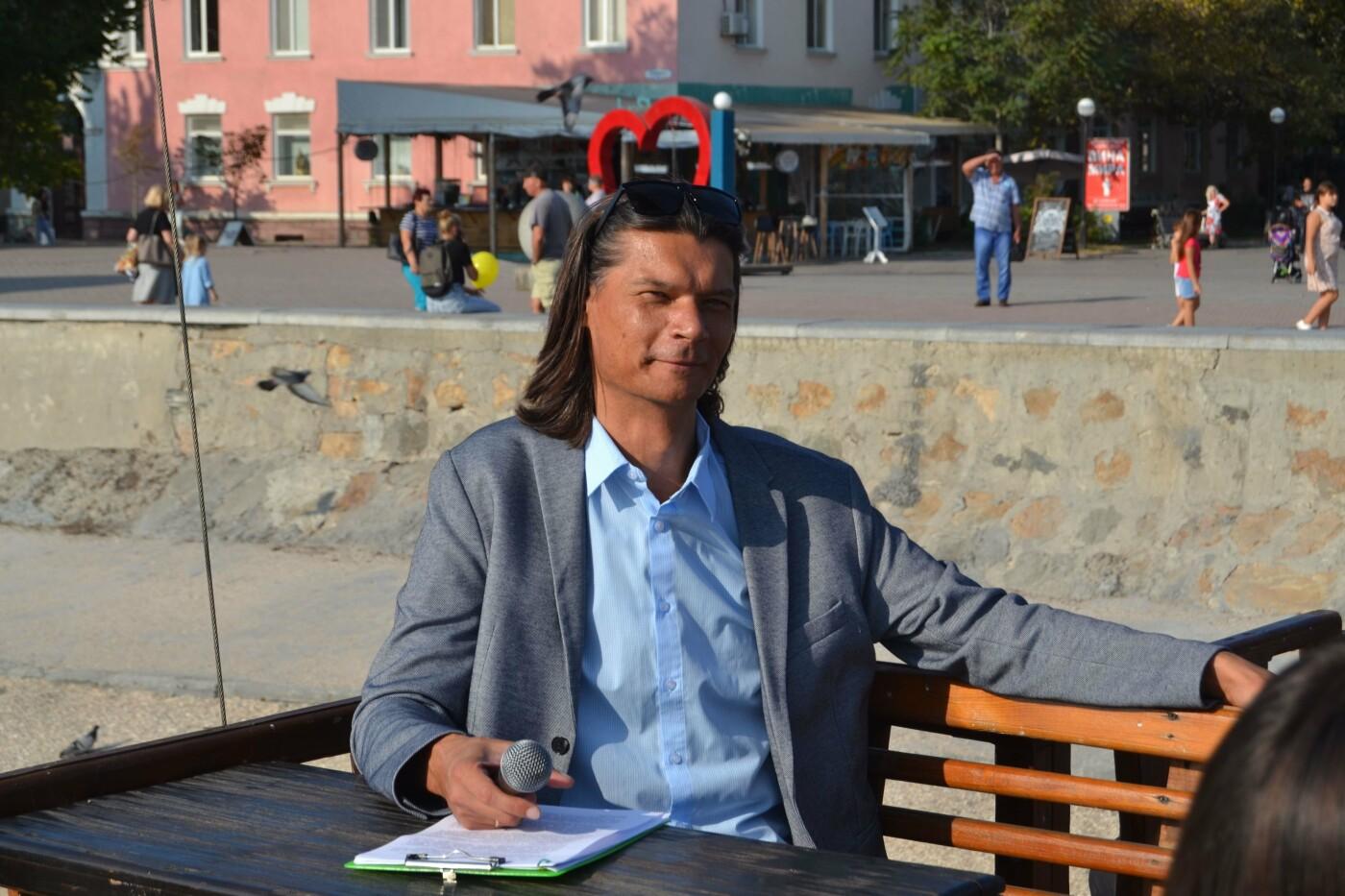 Історичний фестиваль проєкту «Яка твоя історія?» у Бердянську, фото-2