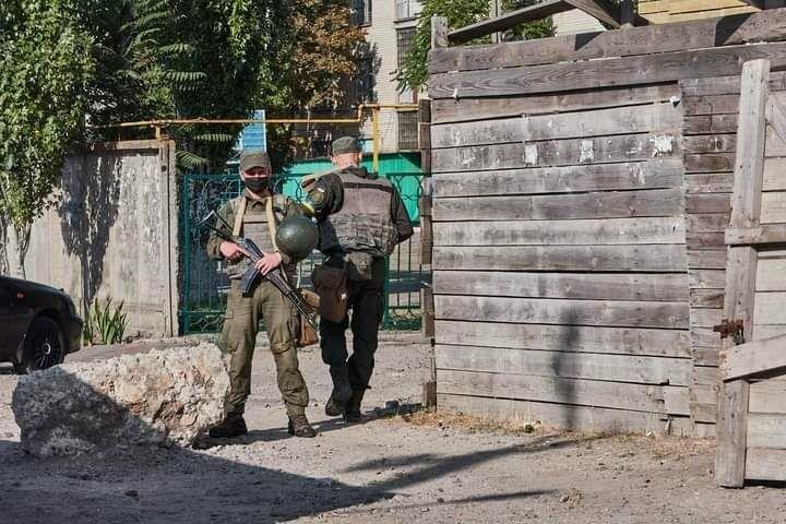 Антитеррористические учения в Бердянске (фото), фото-2