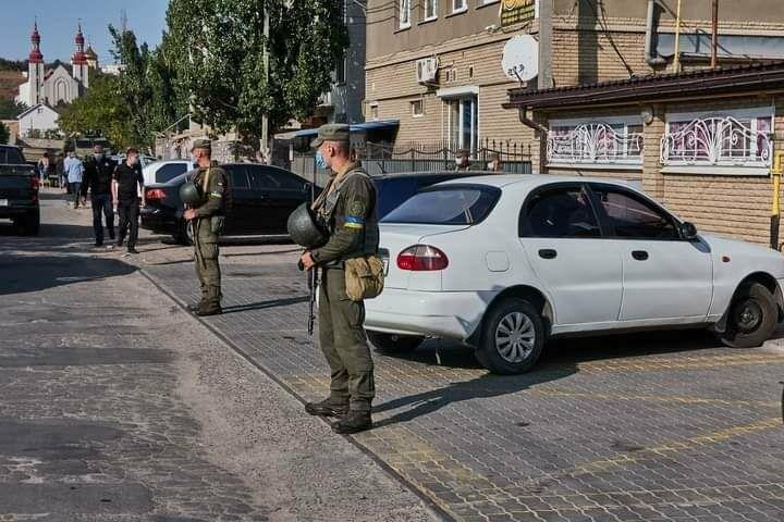 Антитеррористические учения в Бердянске (фото), фото-5
