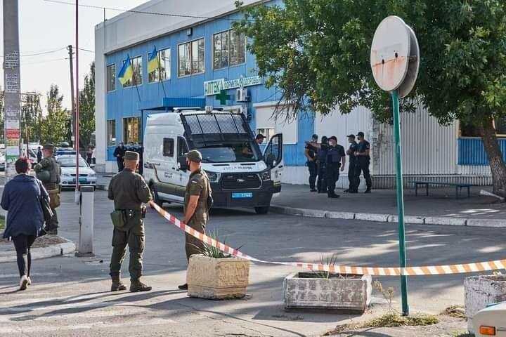 Антитеррористические учения в Бердянске (фото), фото-6