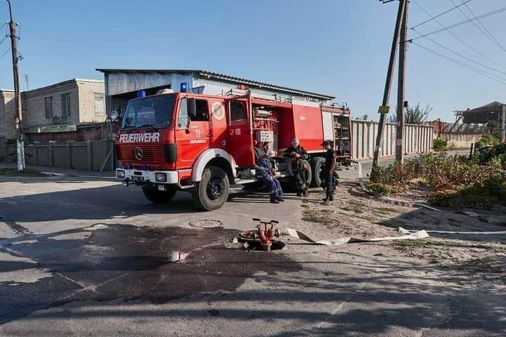 Антитеррористические учения в Бердянске (фото), фото-7
