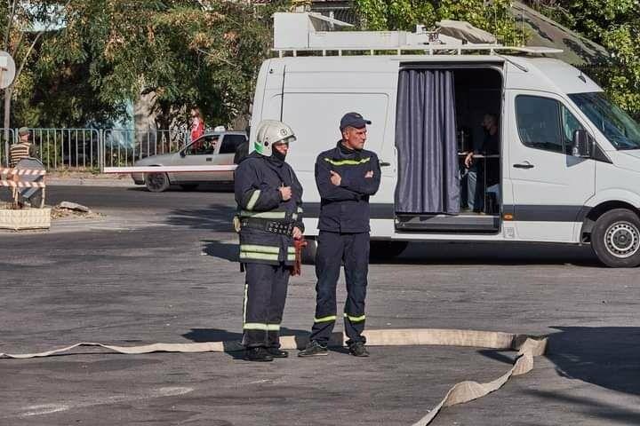 Антитеррористические учения в Бердянске (фото), фото-10
