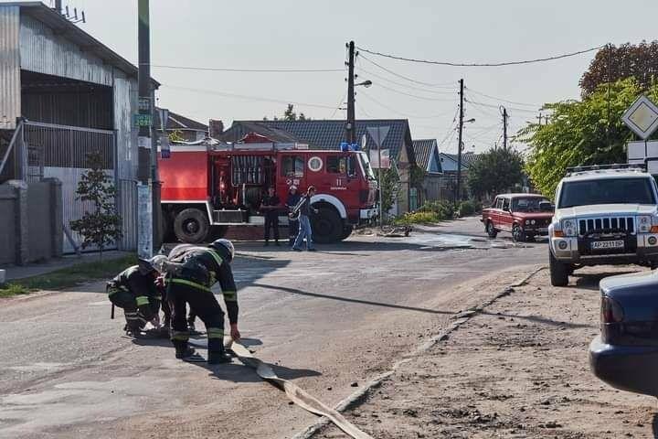 Антитеррористические учения в Бердянске (фото), фото-11