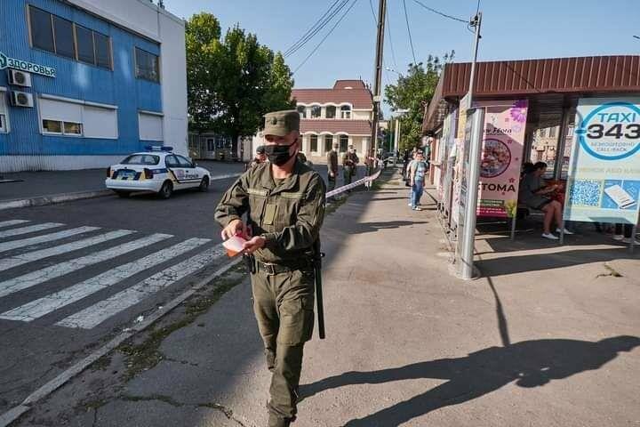 Антитеррористические учения в Бердянске (фото), фото-15