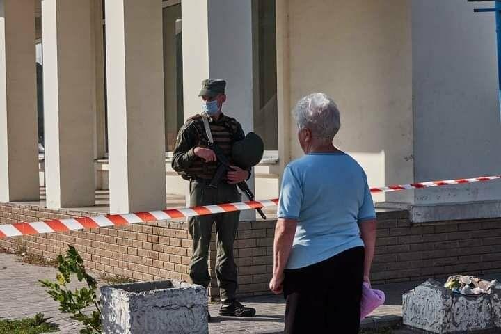 Антитеррористические учения в Бердянске (фото), фото-19