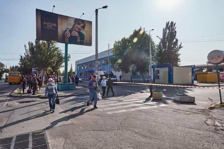 Антитеррористические учения в Бердянске (фото), фото-20