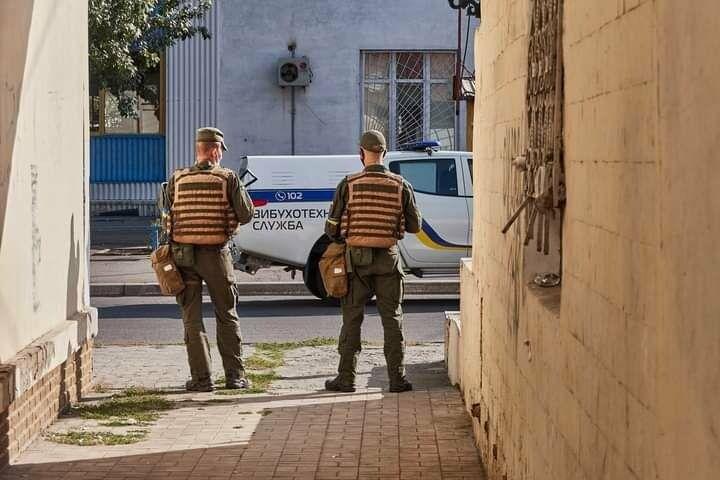 Антитеррористические учения в Бердянске (фото), фото-21