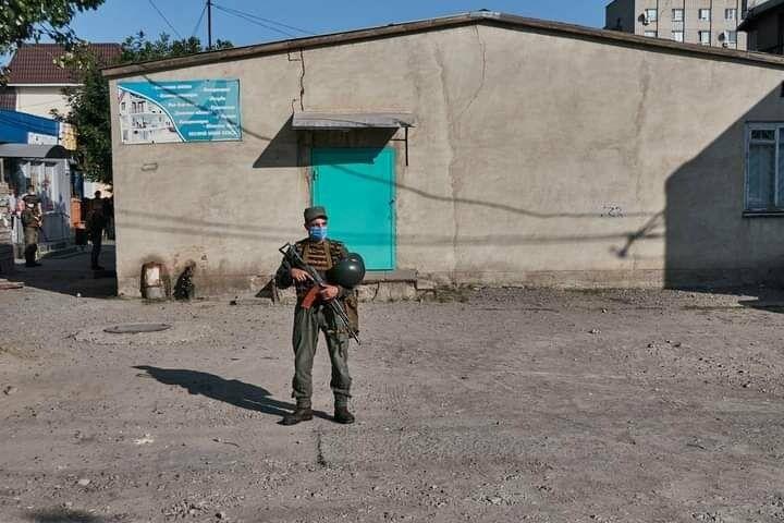Антитеррористические учения в Бердянске (фото), фото-22