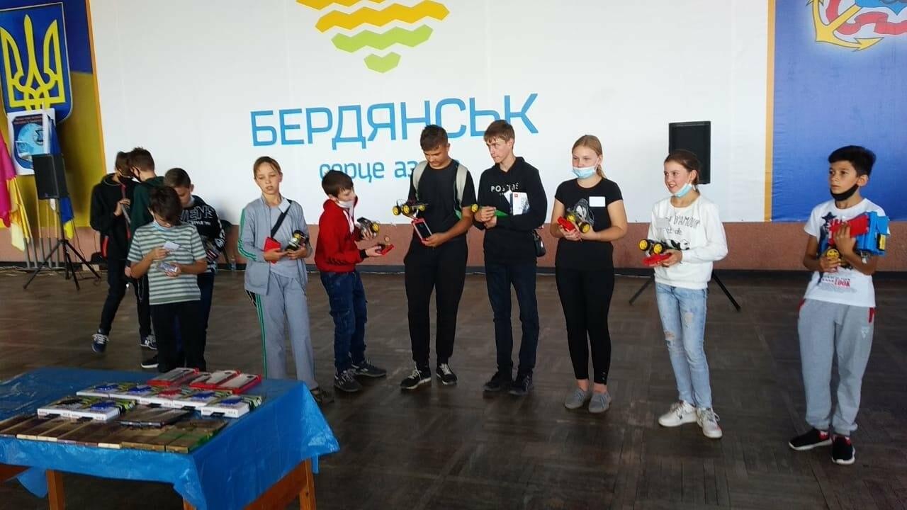 Змагання роботів «ROBOTECH 2020», фото-4