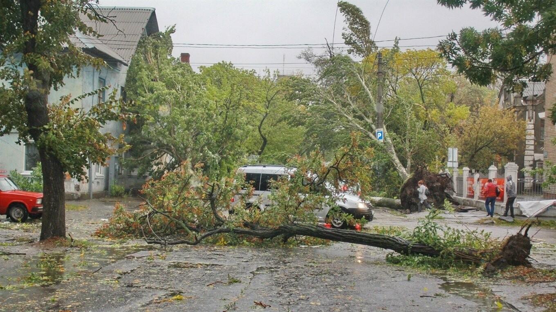 Ровно шесть лет назад ураган в Бердянске разрушил полгорода (фото), фото-3