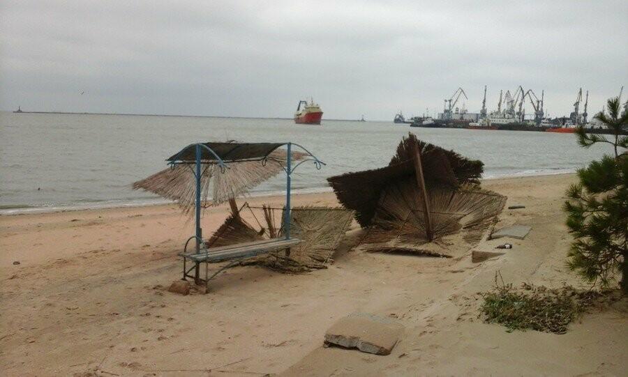 Ровно шесть лет назад ураган в Бердянске разрушил полгорода (фото), фото-1