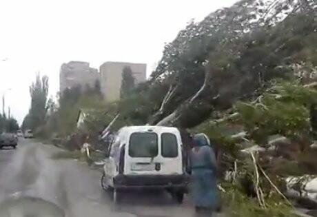 Ровно шесть лет назад ураган в Бердянске разрушил полгорода (фото), фото-6