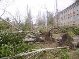 Ровно шесть лет назад ураган в Бердянске разрушил полгорода (фото), фото-2