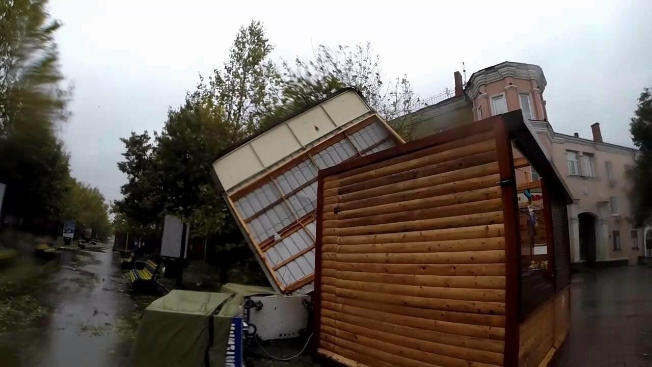 Ровно шесть лет назад ураган в Бердянске разрушил полгорода (фото), фото-7