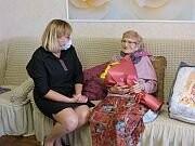 Самая старшая жительница Бердянска празднует 103-й день рождения, фото-1