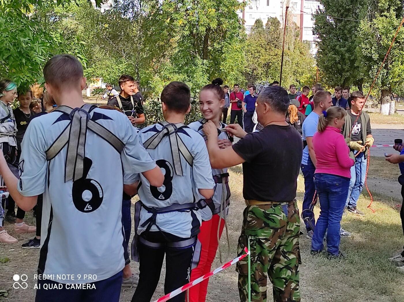 В Бердянске прошел чемпионат по скалолазанию, фото-2