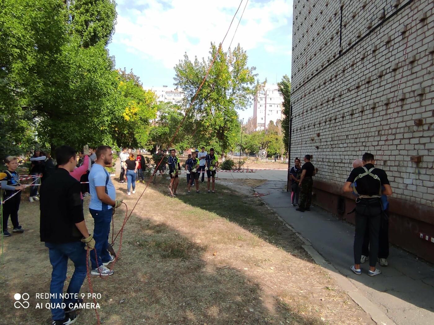 В Бердянске прошел чемпионат по скалолазанию, фото-3