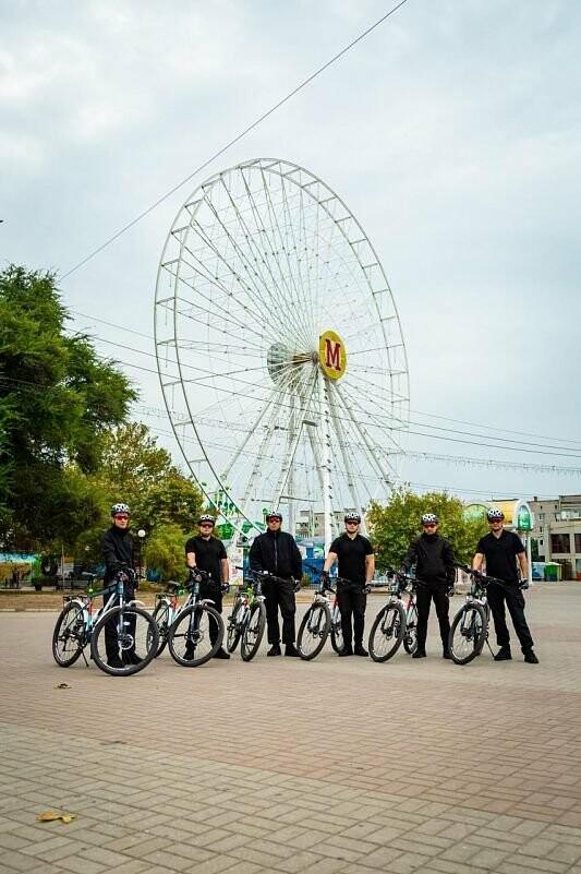 Презентовали новый велопатруль в Бердянске, фото-1