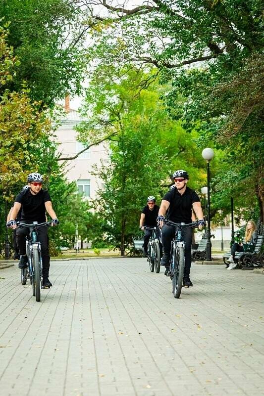 Презентовали новый велопатруль в Бердянске, фото-3