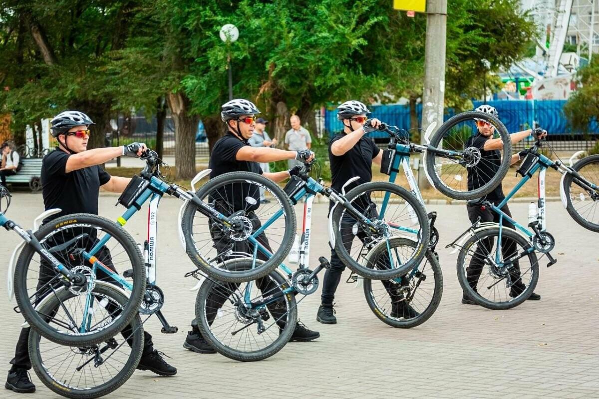 Презентовали новый велопатруль в Бердянске, фото-2