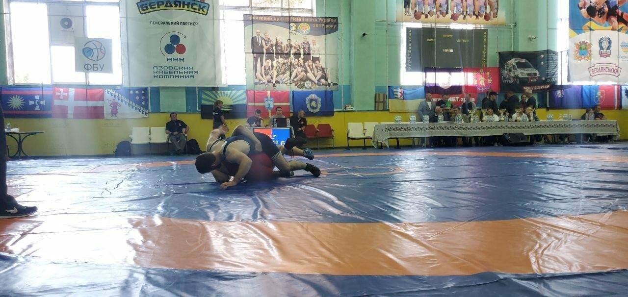 В Бердянске стартовал Всеукраинский турнир по вольной борьбе , фото-5