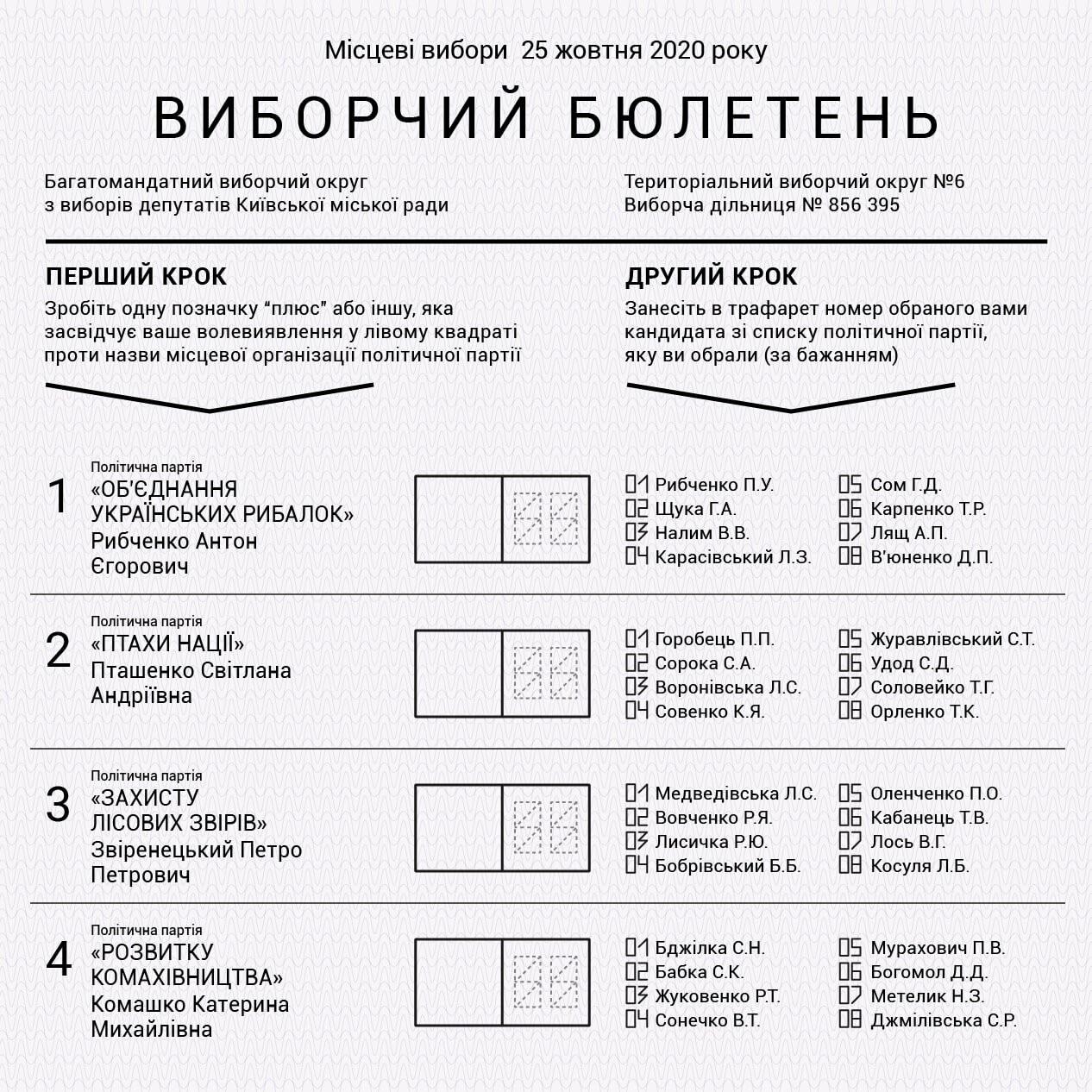 Местные выборы-2020 в Бердянске: новые бюллетени и правила соблюдения адаптивного карантина, фото-1