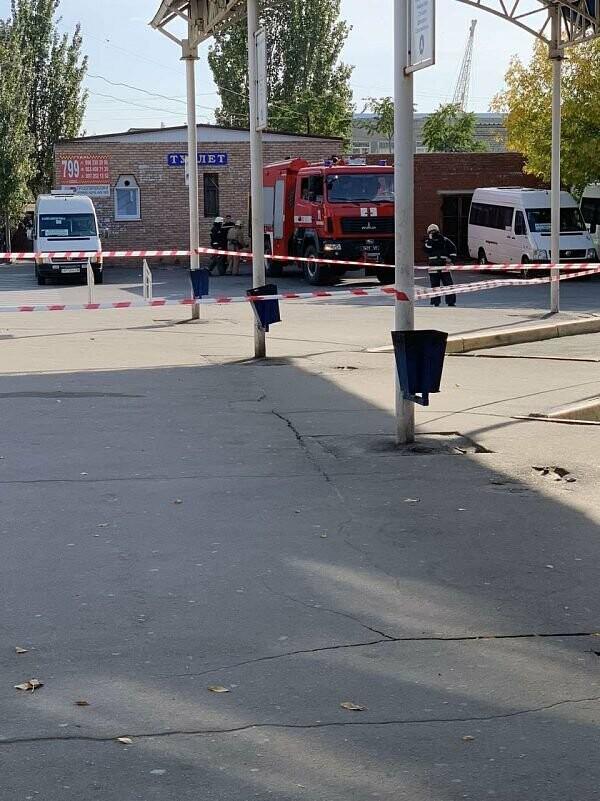 Бердянский автовокзал заминирован!, фото-4