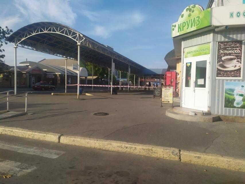 Бердянский автовокзал заминирован!, фото-5