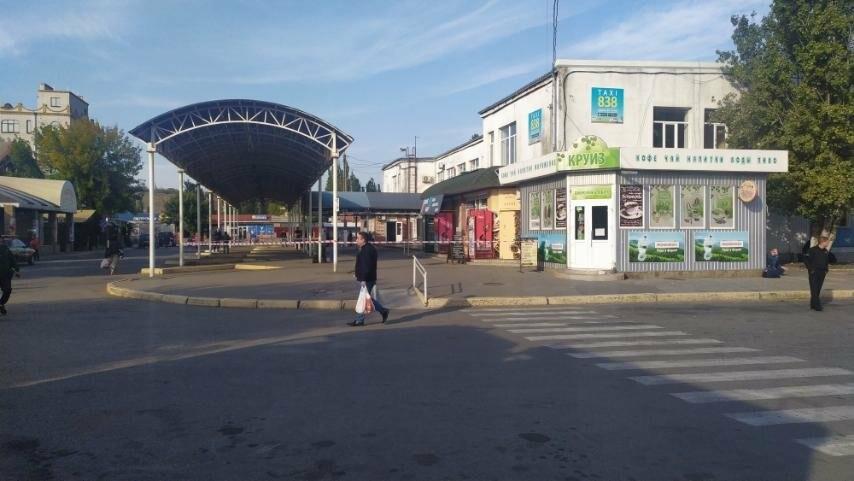 Бердянский автовокзал заминирован!, фото-2