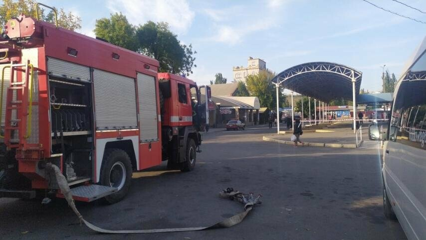 Бердянский автовокзал заминирован!, фото-3