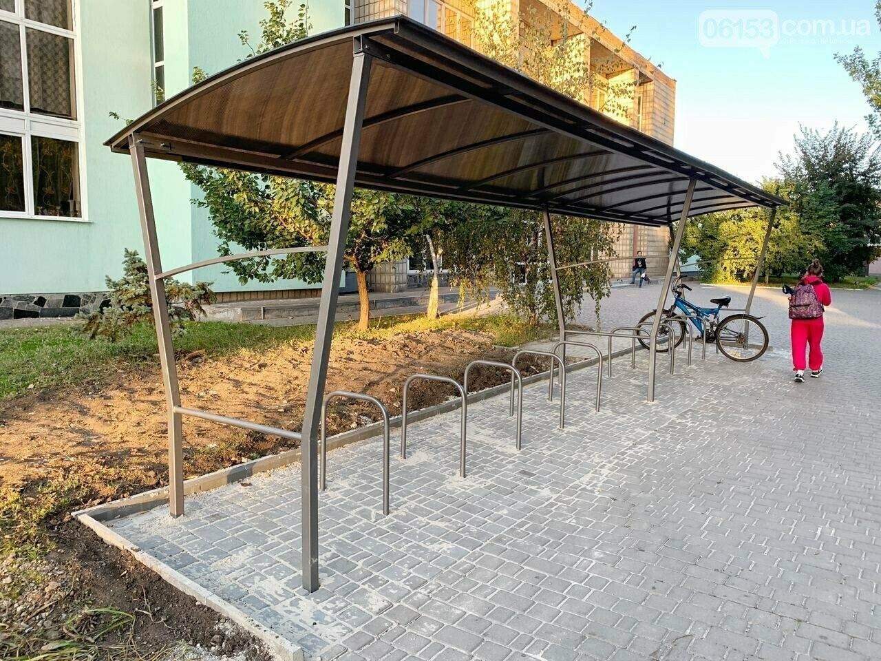 Утверждена Концепция развития велосипедной инфраструктуры Бердянской ОТГ, фото-1