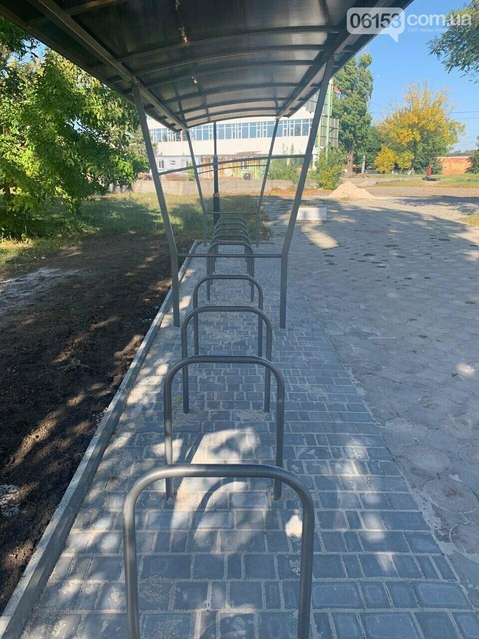 Утверждена Концепция развития велосипедной инфраструктуры Бердянской ОТГ, фото-2